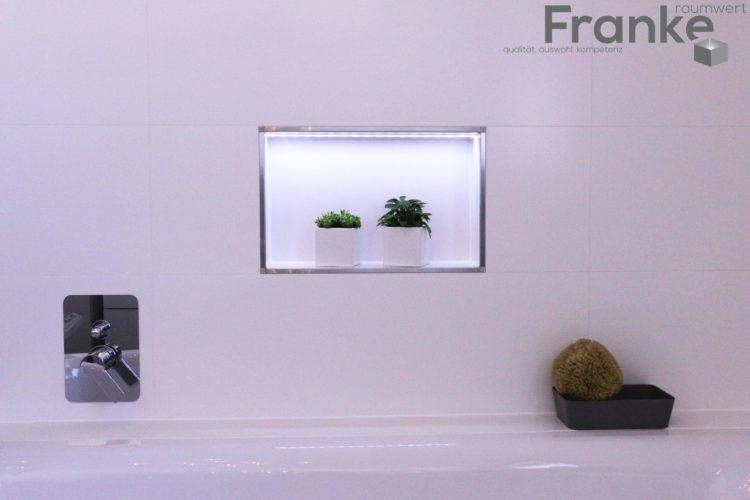 Franke Raumwert weiße Wandfliese
