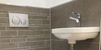 Franke Raumwert Gäste WC
