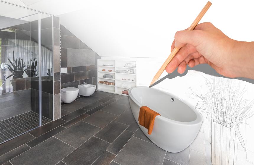 10 Ideen Fur Die Badezimmereinrichtung Franke Raumwert