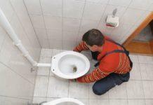 Wand WC austauschen