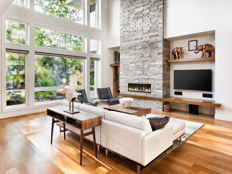 10 Ideen für die Wohnzimmereinrichtung: Schnell, einfach und ...