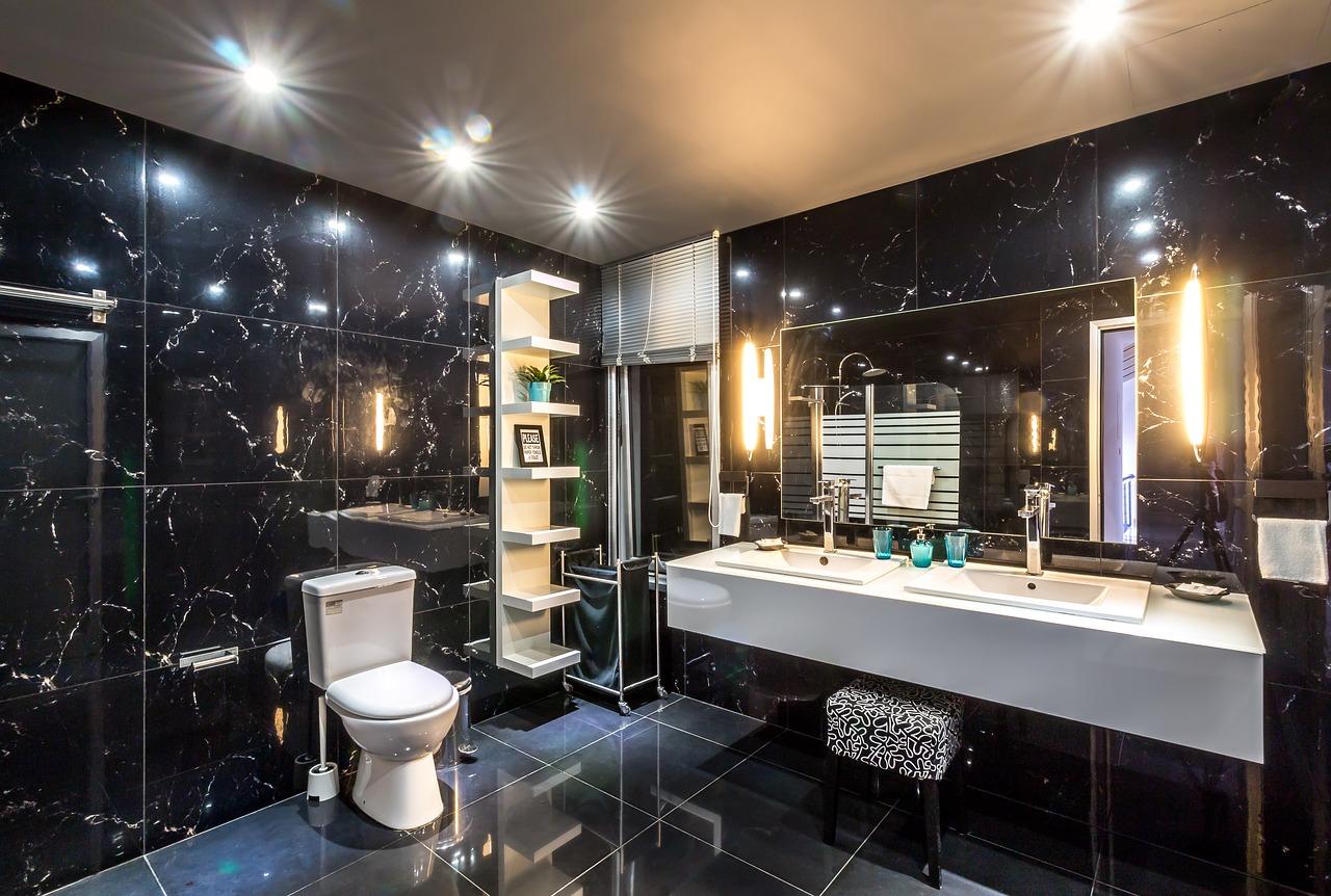 10 Badezimmer mit AHA-Effekt! | Franke Raumwert