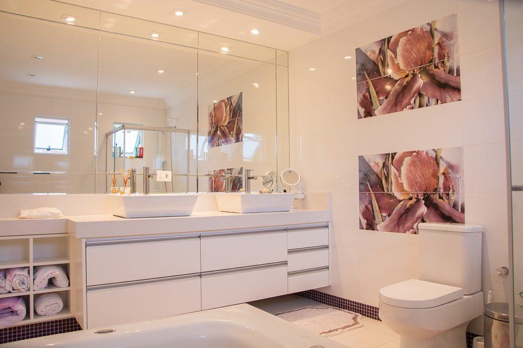 spiegel kleines bad