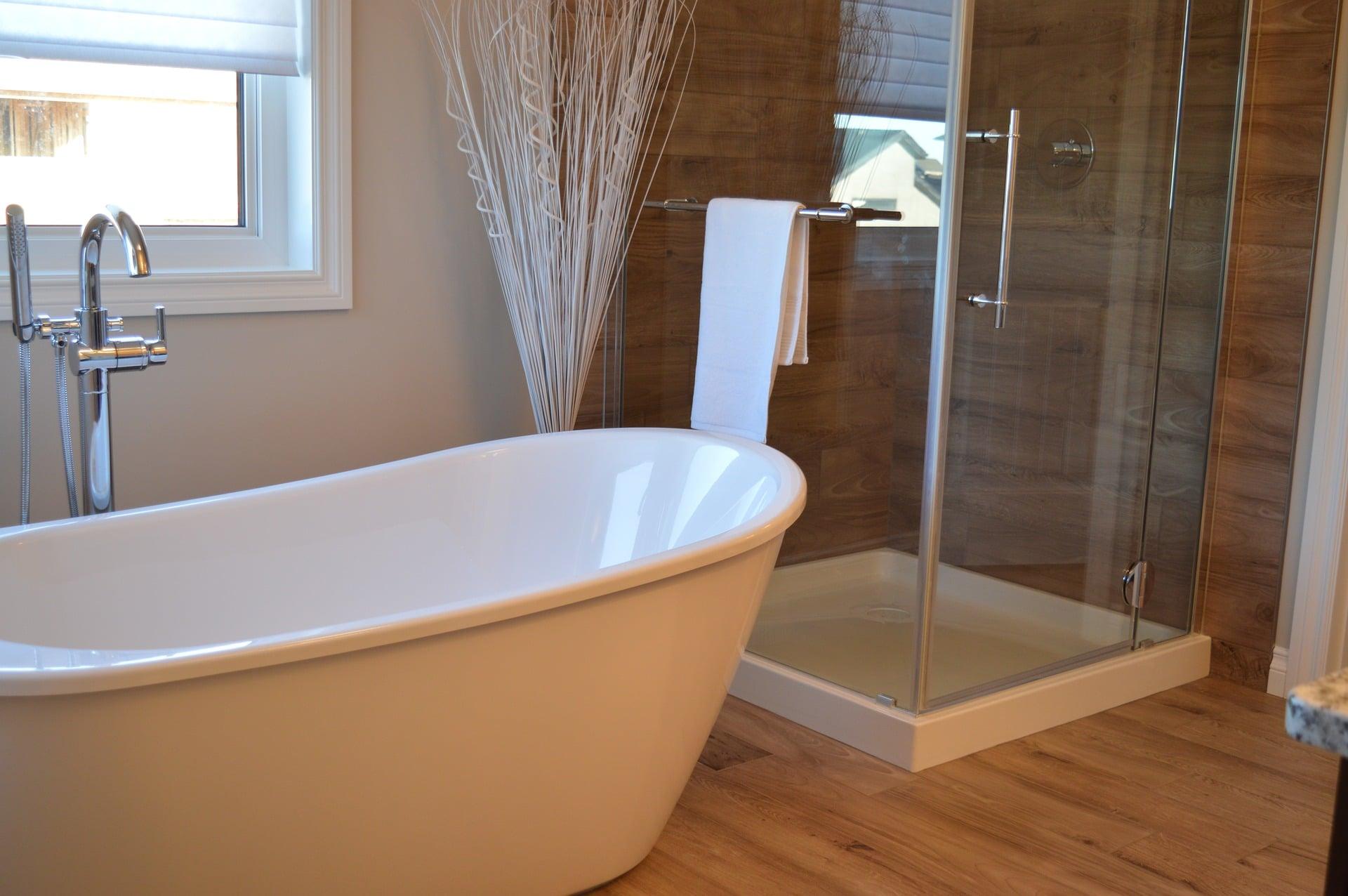 Faszinierend Badezimmer Badewanne Beste Wahl Oder Dusche?
