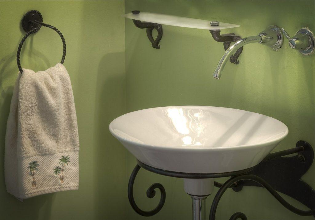 Berühmt Das Badezimmer streichen – aber in welcher Farbe? | Franke Raumwert HZ29
