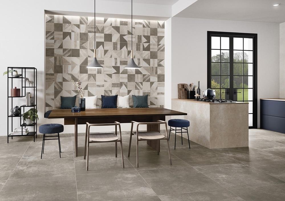 Fußboden Im Betonlook ~ Betonoptik: wohnen im industriellen stil franke raumwert