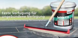 Sopro Solitaer F20 Plasterfuge
