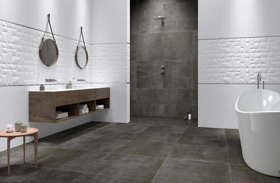 Weiße Fliesen: Der Klassiker für jedes Bad | Franke Raumwert