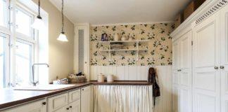 Hauswirtschaftsraum in Einfamilienhaus