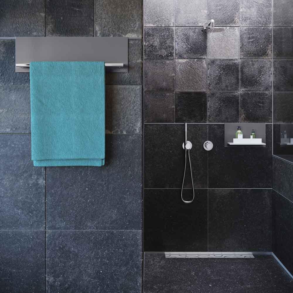 Duschkabine mit ARCLINE Profilen