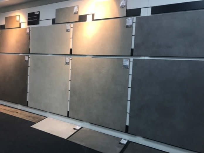 Wand und Boden Fliesen bei Franke Raumwert