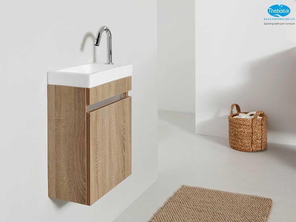 Thebalux_Gäste WC - Waschbecken