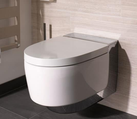 Dusch WC Geberit_AquaClean_Mera