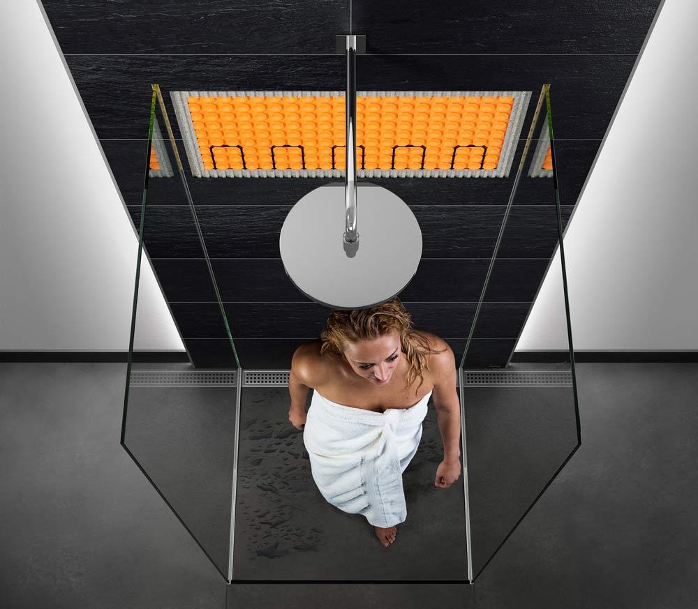 Schlüter-Ditra-Heat Flächenheizung