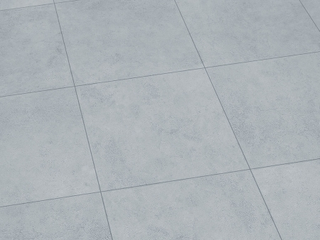 PrimeCollection Click-Vinyl Fliese 457x457x4 mm Stadtwald Beton (0,55 mm)
