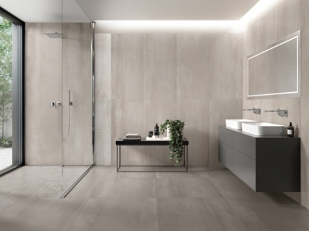 Villeroy & Boch Metalyn Optima Boden- und Wandfliese Oxide 120x120 cm