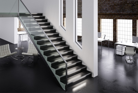 schl ter liprotec 15 beleuchtete treppenstufe bis 150cm. Black Bedroom Furniture Sets. Home Design Ideas