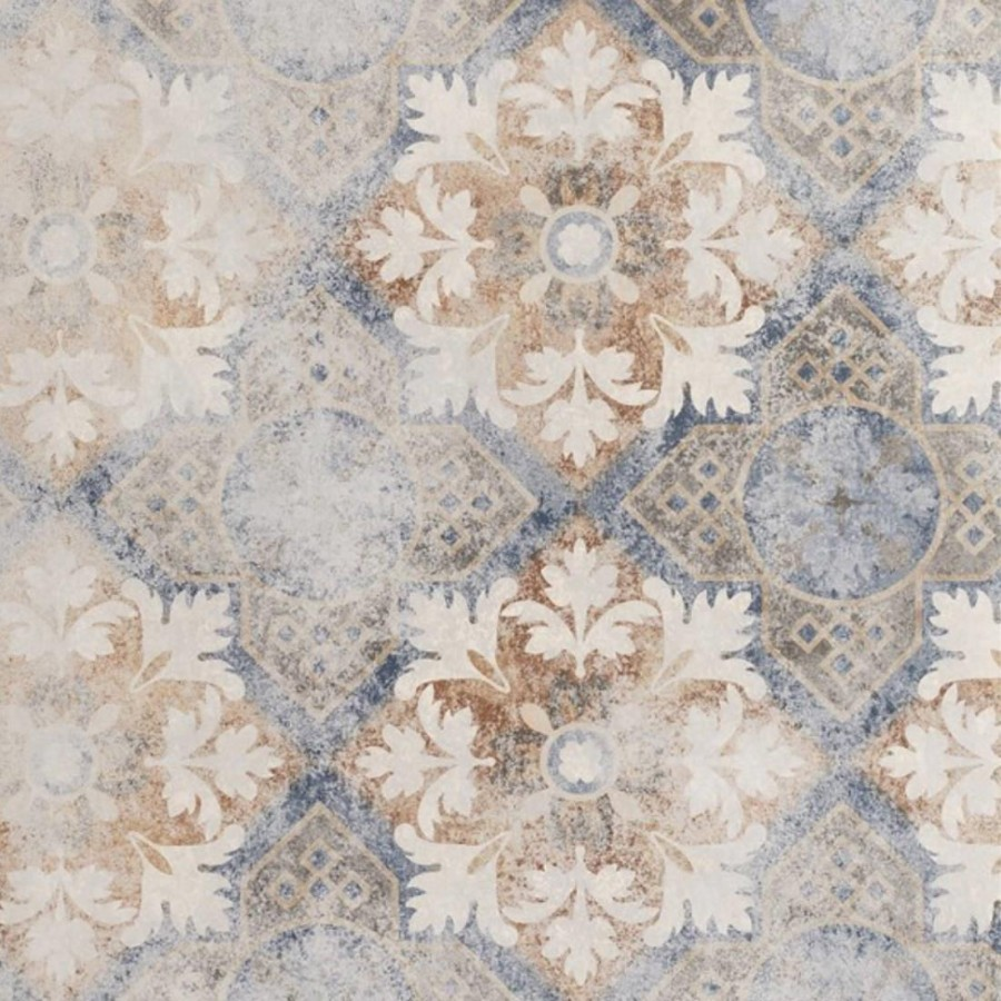 Villeroy und Boch Warehouse 60x60 cm weiß multicolor 2660