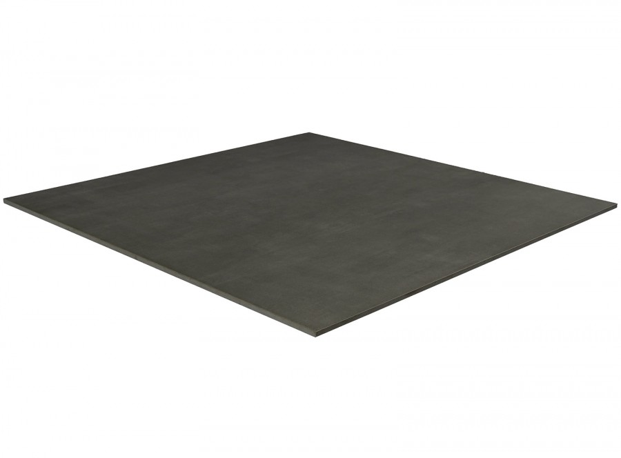 TopCollection Beton Bodenfliese grigio scuro 80x80 cm