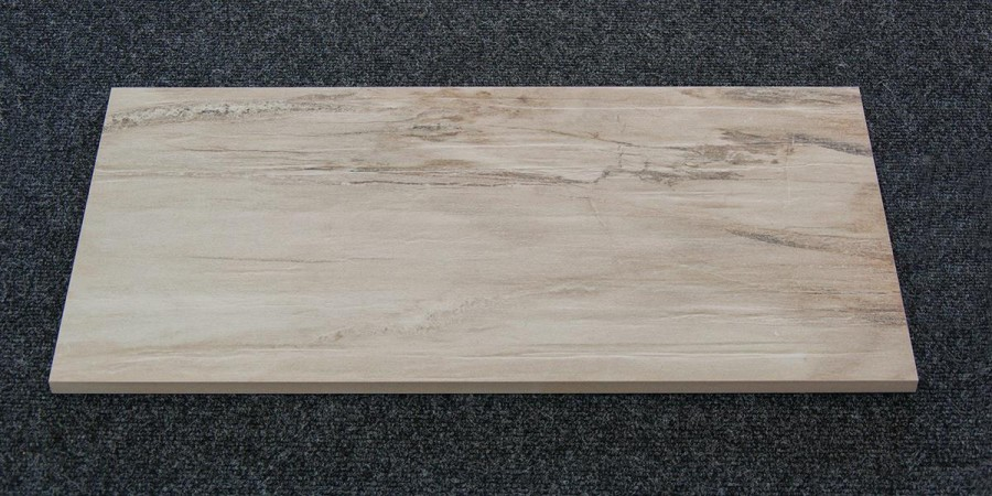 TopCollection WoodStone Bodenfliese beige scuro 40x80 cm