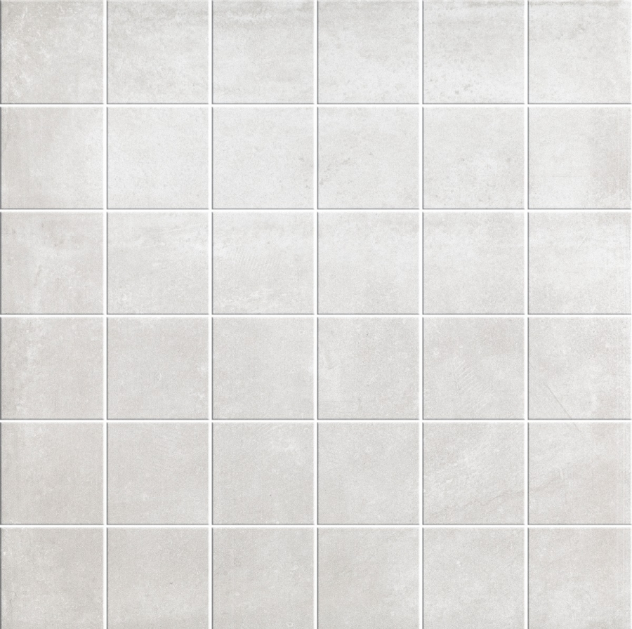 PrimeCollection UniPLUS Ice Mosaik 5x5 cm (Matte 30x30 cm)